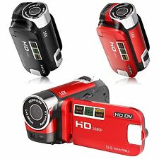 HD 1080P 16MP DVR 2.7'' TFT LCD 16x ZOOM Digital Video Camcorder Camera DV