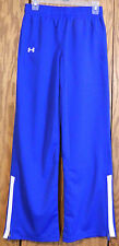 NWT Women's Under Armour Size XS All Season Gear Loose Royal Blue Pants