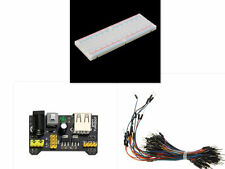 MB-102  Breadboard Protoboard 830 Tie Points 2 buses Test Circuit DP