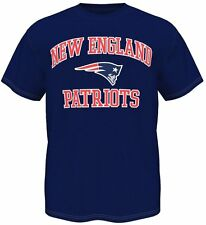 New England Patriots Shirt T-Shirt Football Apparel Clothing Officially Licensed