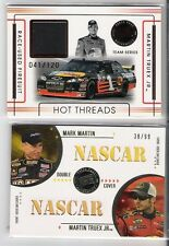 Martin Truex Jr. 2008 Press Pass Premium Hot Threads race used firesuit /120