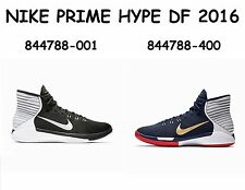 NIKE PRIME HYPE DF 2016 Men's Basketball Shoes 100% Authentic 844788 +