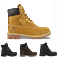 Timberland Boots | NEW Timberland 6 Inch Boots | Wheat Yellow/Black-100% GENUINE