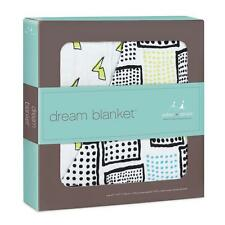 NEW ADEN + ANAIS 4 LAYER Muslin Classic Dream Blanket Whiz Kid Baby Boy