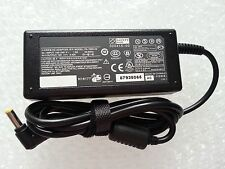65W Acer Gateway ID MC MD NE NV TC Series EC14 Notebook Power AC Adapter & Cable