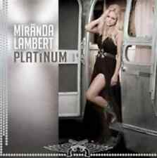 Miranda Lambert-Platinum  (US IMPORT)  CD NEW