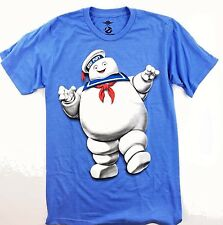 Ghost Busters Stay Puft Man Graphic Mens Tee