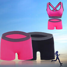 HOT Summer Pants Women Sports Shorts Gym Workout Waistband Skinny Yoga Shorts