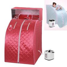 Portable Household Steam Sauna Tent Full Body Detox Massage Weight Loss Therapy