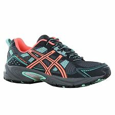 Asics Gel Venture 4 GS Charcoal Youths Trainers