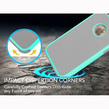 Shockproof Hybrid Rugged Rubber Hard Case Cover Skin for iPhone 6s&6 Plus 5s CN