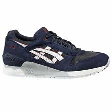 Asics Gel-Respector Black white  Mens Trainers