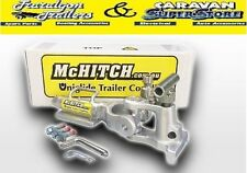 Drop on 2T tonne 2 or 3 hole bolt on brakes offroad trailer McHitch kit A71