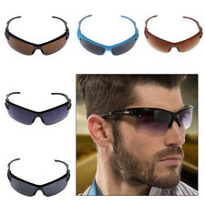 Mens Womens Driving Sunglasses Cycling Goggles Outdoor Sports Eyewear Glasses