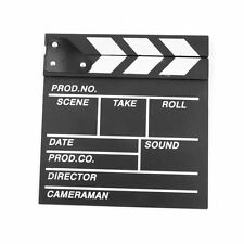 WOODEN CLAPPER BOARD DIRECTOR FILM MOVIE PARTY DECORATION TOY Party BAG FILLER