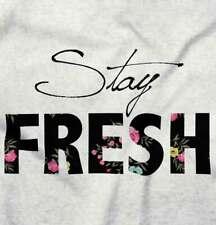 Say Fresh Till Death Shirts Funny Picture Shirt Gift Youth T-Shirt