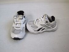 New Toddlers Reebok DMX Walking Shoes  Style V65276 WhiteGrayBlack  47I