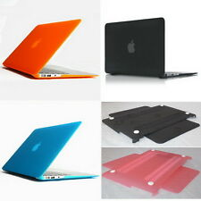 Matte Hard Case Cover Shell Clip Housing Protector fr Apple MacBook Air 13 A1466