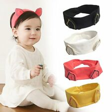 Cute Ears Baby Hairband Girls Soft Head Elastic Band Headband Hair Accessories