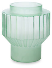 Frosted Retro Glass Vase Medium