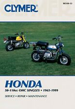 Manual Honda 50-110cc OHC Singles 65-99 (Each)