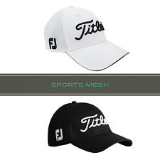 NEW Titleist Sports Mesh ProV1/ FJ Golf Hat/Cap/Headwear