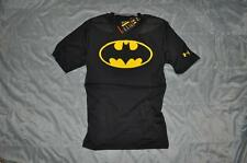 Under Armour Mens Alter Ego BATMAN Football Compression Shirt 1255326 002 NWT