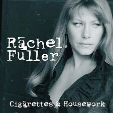 Rachel Fuller: Cigarettes & Housework CD Aug-2004 Universal PeteTownshend