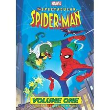 The Spectacular Spider-Man: Vol. 1 (DVD, 2009)