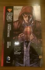 SUPERMAN EARTH ONE VOLUME 1 GRAPHIC NOVEL New Paperback by J. M. Straczynski