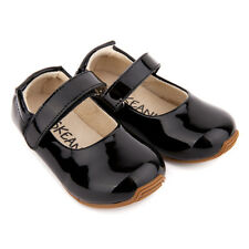 NEW Mary-Jane Shoes Patent Black. Sizes EU20 to 30. SKEANIE