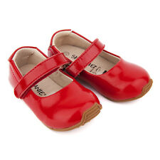 NEW Mary-Jane Shoes Patent Red. Sizes EU20 to 30. SKEANIE