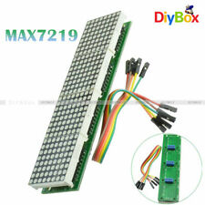 MAX7219 Dot led matrix MCU control LED Display module for Arduino Raspberry Pi D