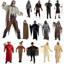 Men's Clothes Halloween Clothing Devil Ghost Dead Zombie Costume Cosplay Costume