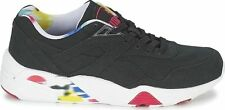 360578-02 PUMA 3R698 BLUR WNS BLACK/WHITE/RED TRINOMIC RUN MEN SHOES SNEAKERS D