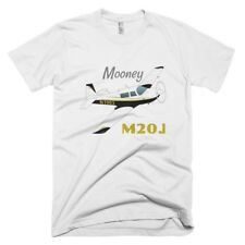 Mooney M20J / 201 Custom Airplane T-shirt- Personalized with N#
