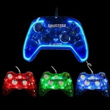 New Glow Light Wired USB Gamepad Game Consoles Controller For Xbox 360/ xBox one