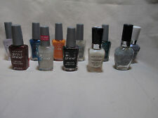 Wet n Wild Nail Polish Assortment - Choose Your Color **Damaged Bottles**