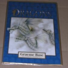 The Discovery of Dragons - Graeme Base - 1st edn SIGNED