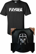 Ask Me About My Father Star Wars Darth Vader Men's FLIP Men's Tee Shirt