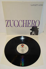 ZUCCHERO [S/T] 1991 LONDON 1st PRESS LP inc. Eric Clapton, Paul Young