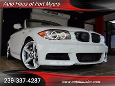 BMW: 1-Series 135i Convertible Ft Myers FL