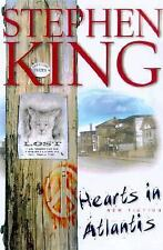 Hearts in Atlantis by Stephen King (1999, Hardcover)