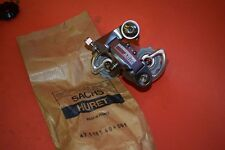 Nos SACHS HURET ARIS NEW SUCCESS rear derailleur VINTAGE 6-7 speed short NIB