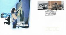 Australian Decimal Stamp First Day Cover (FDC) - Youth Arts Australia - 1998