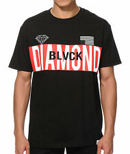 Diamond Supply Co x Black Scale T-Shirt in Black Asap Rocky Hip Hop