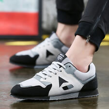 New Fashion Men's Korean Sneakers Casual Loafer Boat Sport Breathable Shoes GQ20