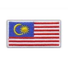 Flag of Malaysia PATCH/BADGE