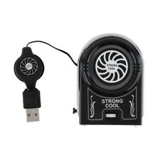 Vacuum USB Cooler Air Extracting Cooling Fan for Notebook Laptop DP