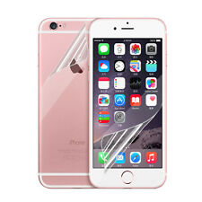 3X Front/Back Protective Screen Protector Film for iPhone 6 6S Plus 7 7PLUS SE
